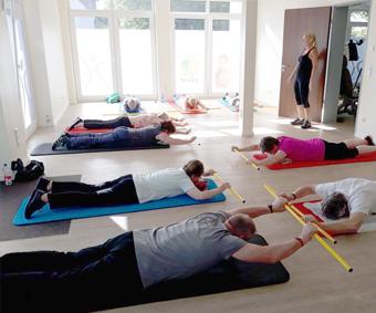 Gruppengymnastik, Reha-Sport, Fitness-Kurse
