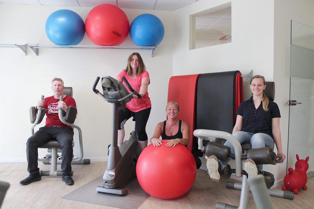 Team Physiotherapie Wiest